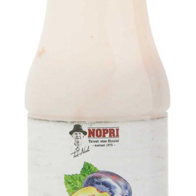 Сливовый йогурт (с ванилью)