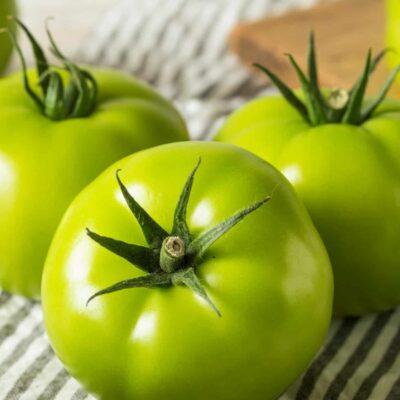Roheline tomat